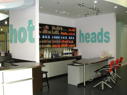 Hot Heads Salon